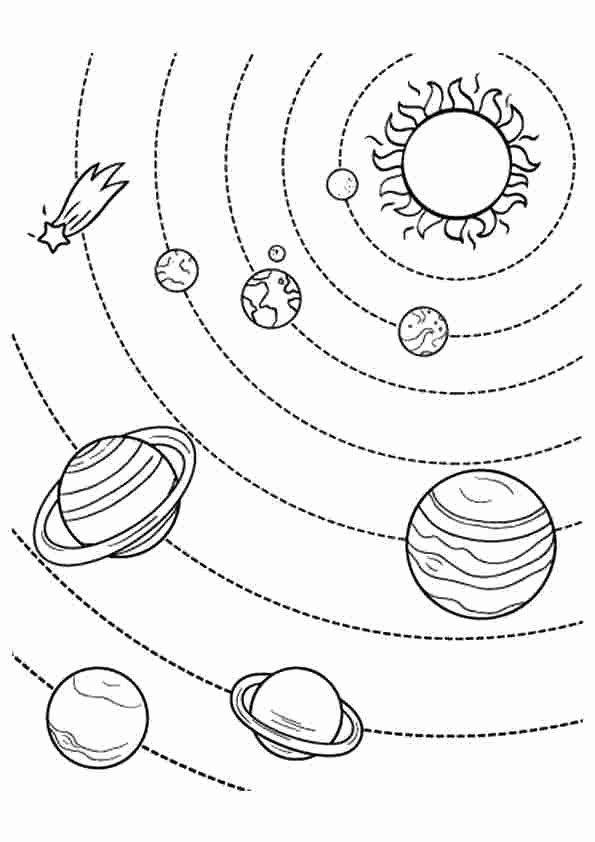 planet coloring pages with the 9 planets planet coloring pages with the 9 planets at getcolorings 9 the planets coloring planet pages with
