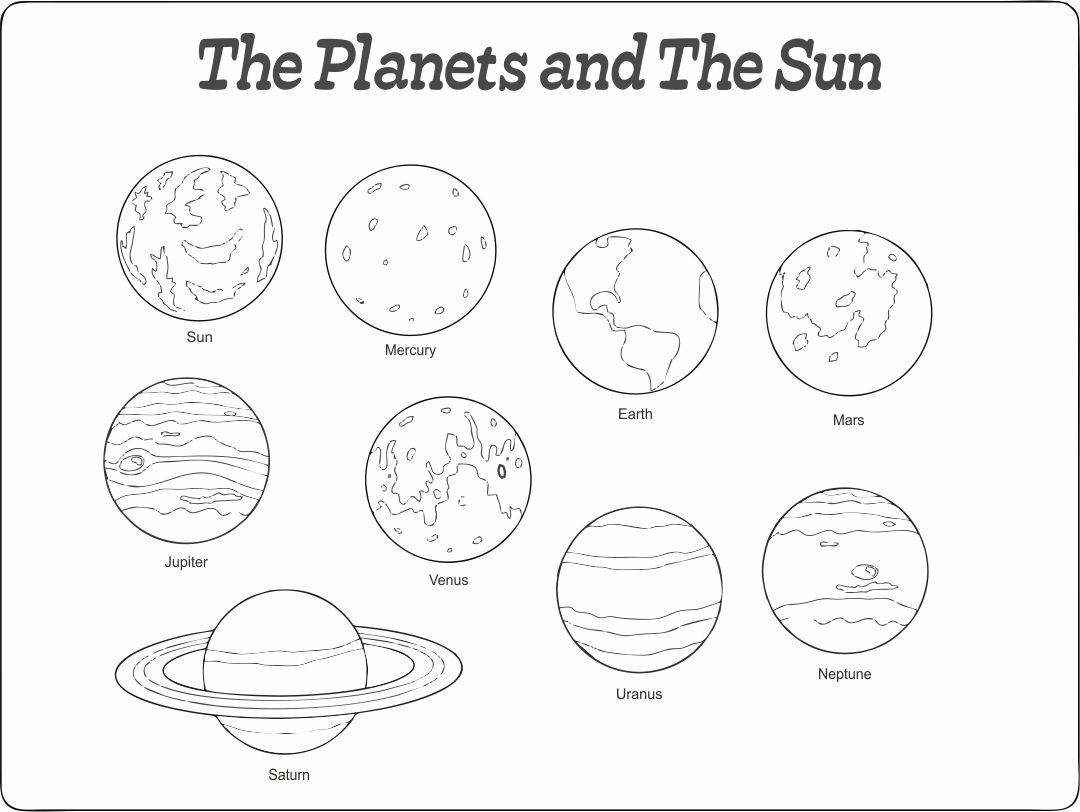 planet coloring pages with the 9 planets planets drawing for kids at paintingvalleycom explore planet pages 9 coloring with planets the