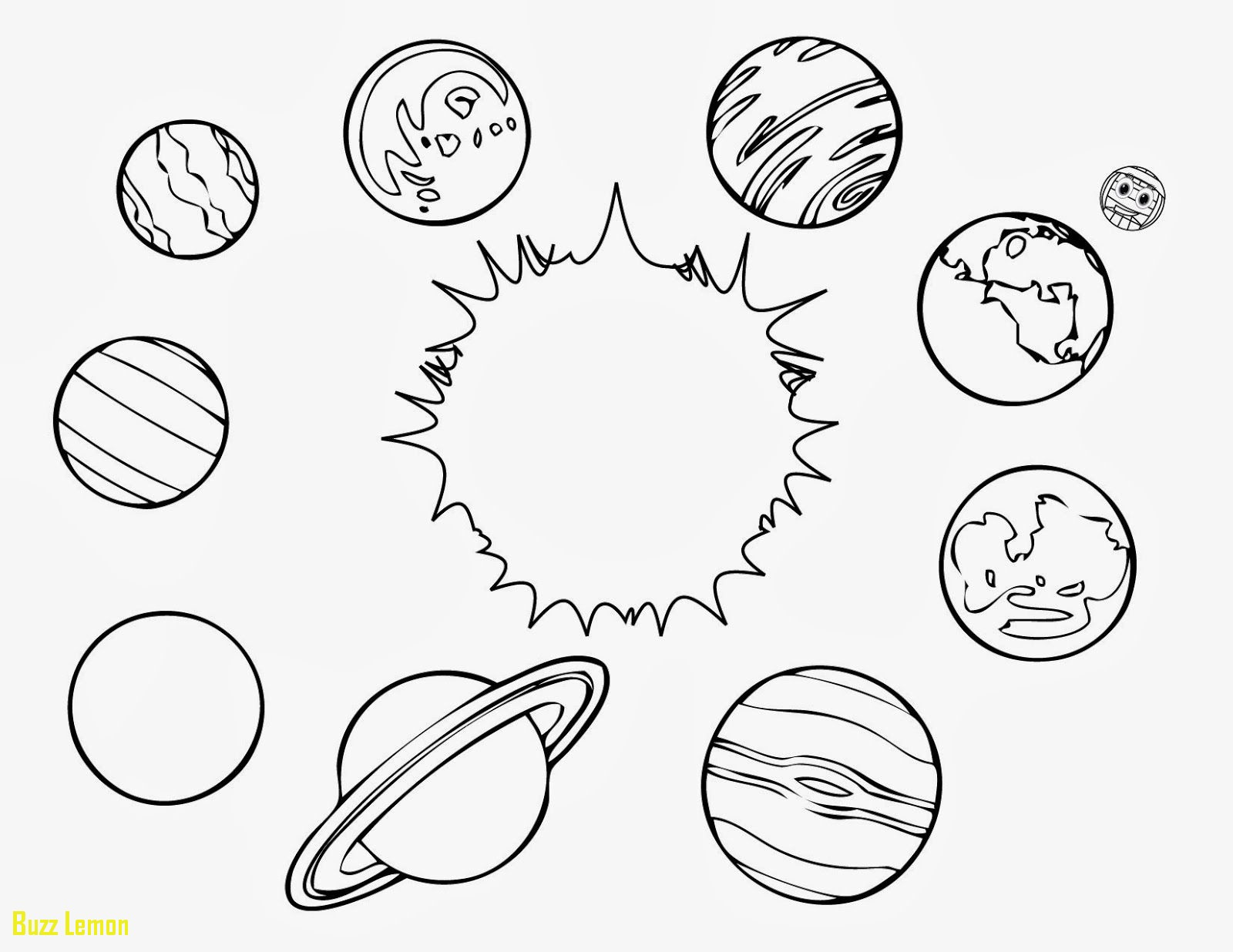 planet coloring pages with the 9 planets the planets in solar system coloring pages page 4 pics pages planet the coloring planets with 9