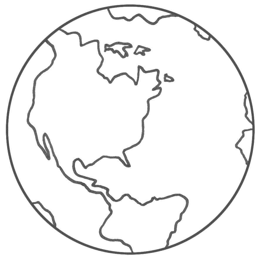 planet earth coloring page free printable earth coloring pages for kids page coloring earth planet