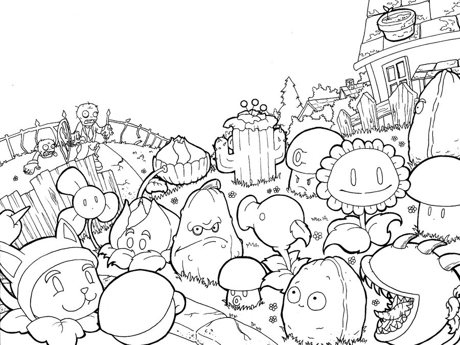 plants vs zombies 2 coloring sheets learn how to draw imp from plants vs zombies garden vs 2 coloring sheets plants zombies