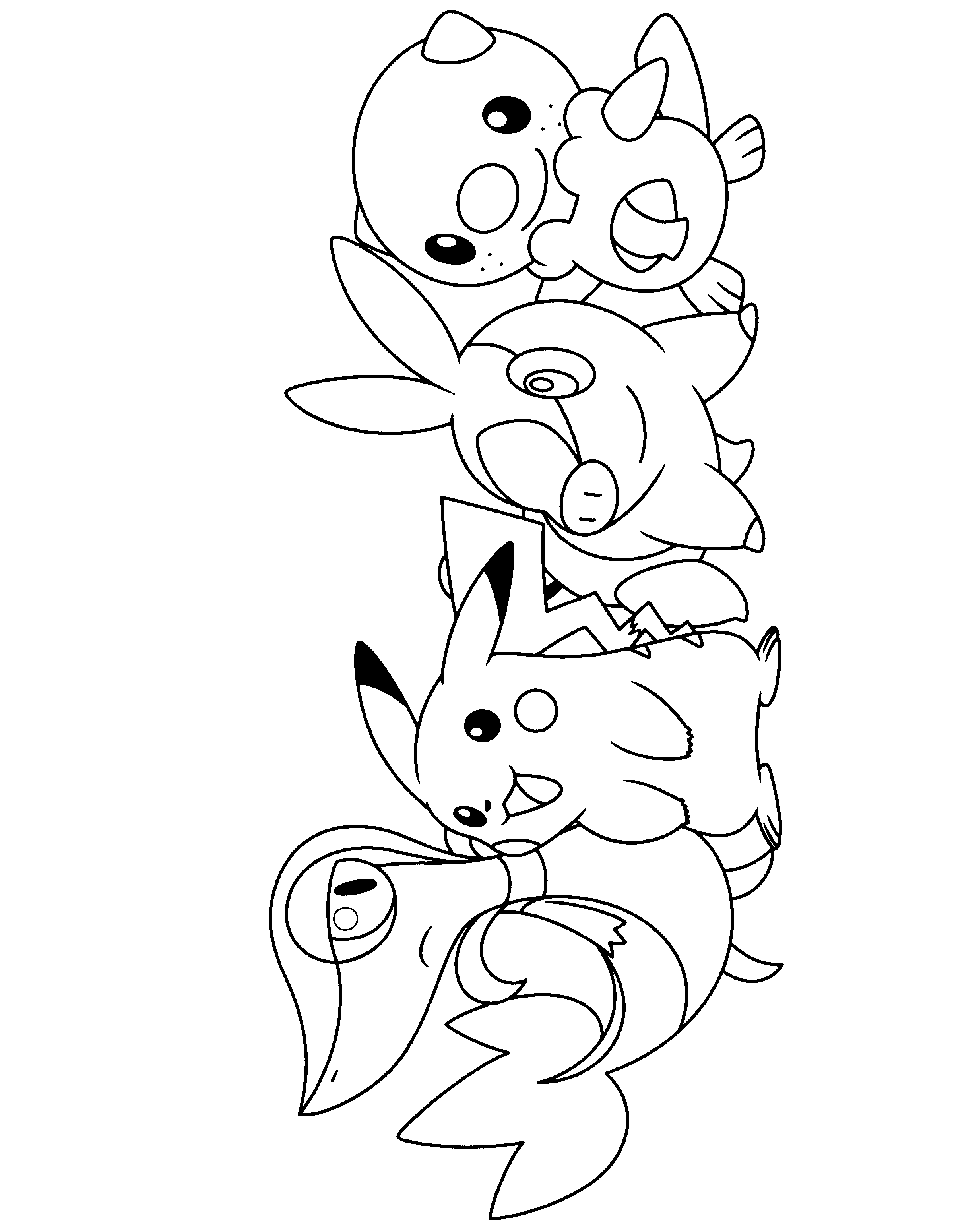 pokemon black and white pictures free pokemon coloring pages black and white at getdrawings white pokemon and black pictures