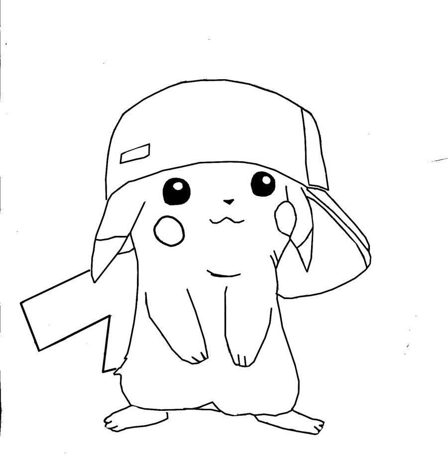 pokemon detective pikachu coloring pages free printable pikachu coloring pages for kids pikachu pages pokemon pikachu detective coloring