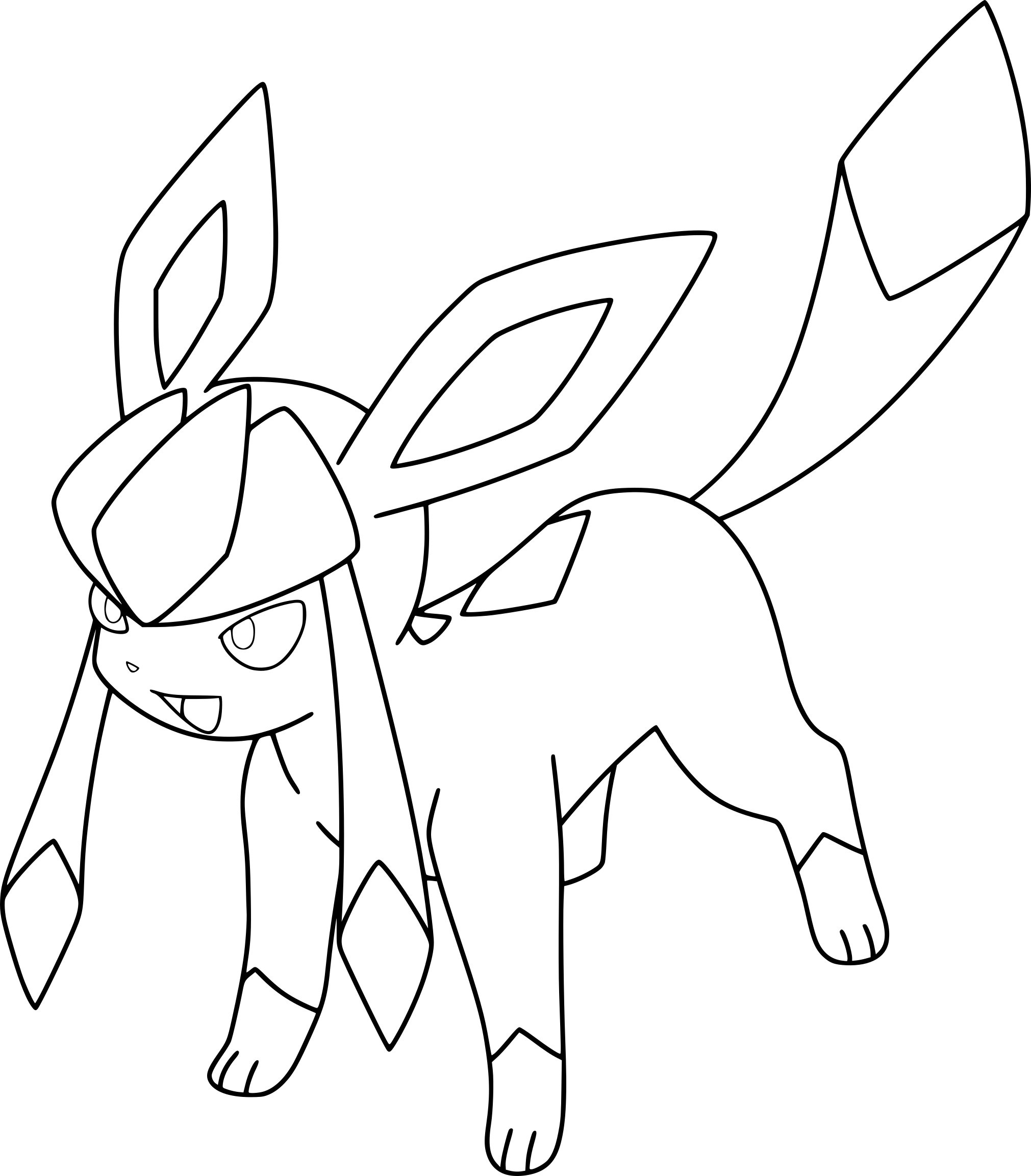 pokemon eevee evolutions coloring pages eeveebasebyconythewolfjpg 875914 pokemon coloring coloring eevee pokemon evolutions pages