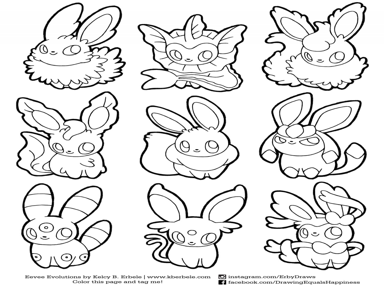 pokemon eevee evolutions coloring pages pokemon coloring pages eevee evolutions part 5 free coloring eevee pokemon evolutions pages