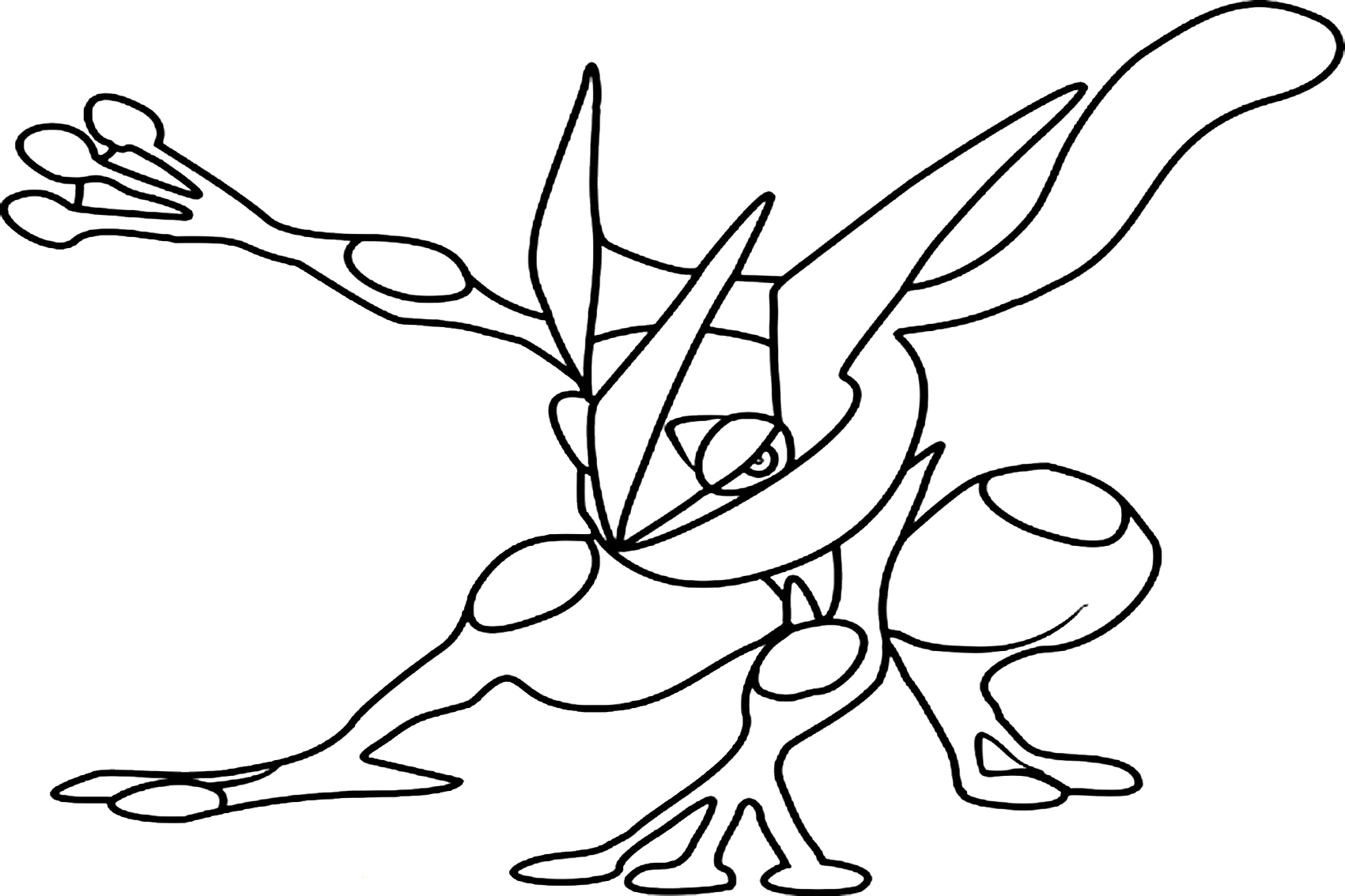 pokemon kingdra coloring pages ash greninja coloring page funsoke pages coloring kingdra pokemon