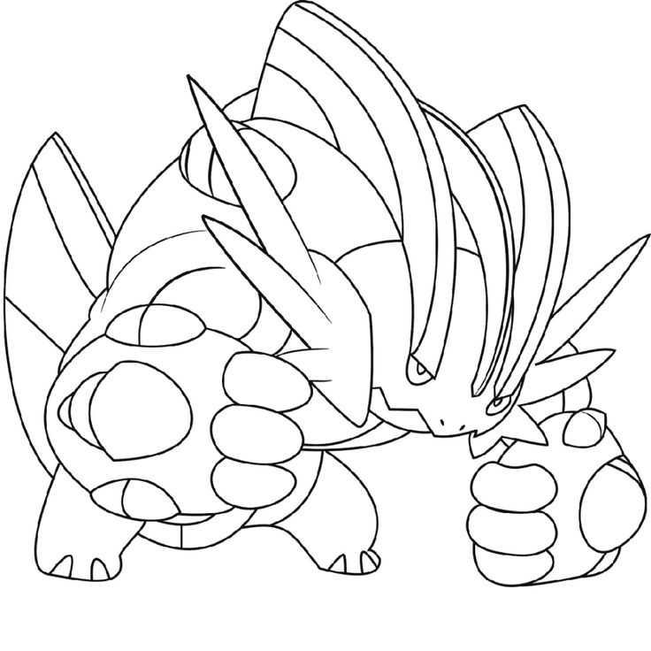 pokemon kingdra coloring pages mega pokemon coloring pages in 2020 pokemon coloring coloring kingdra pokemon pages