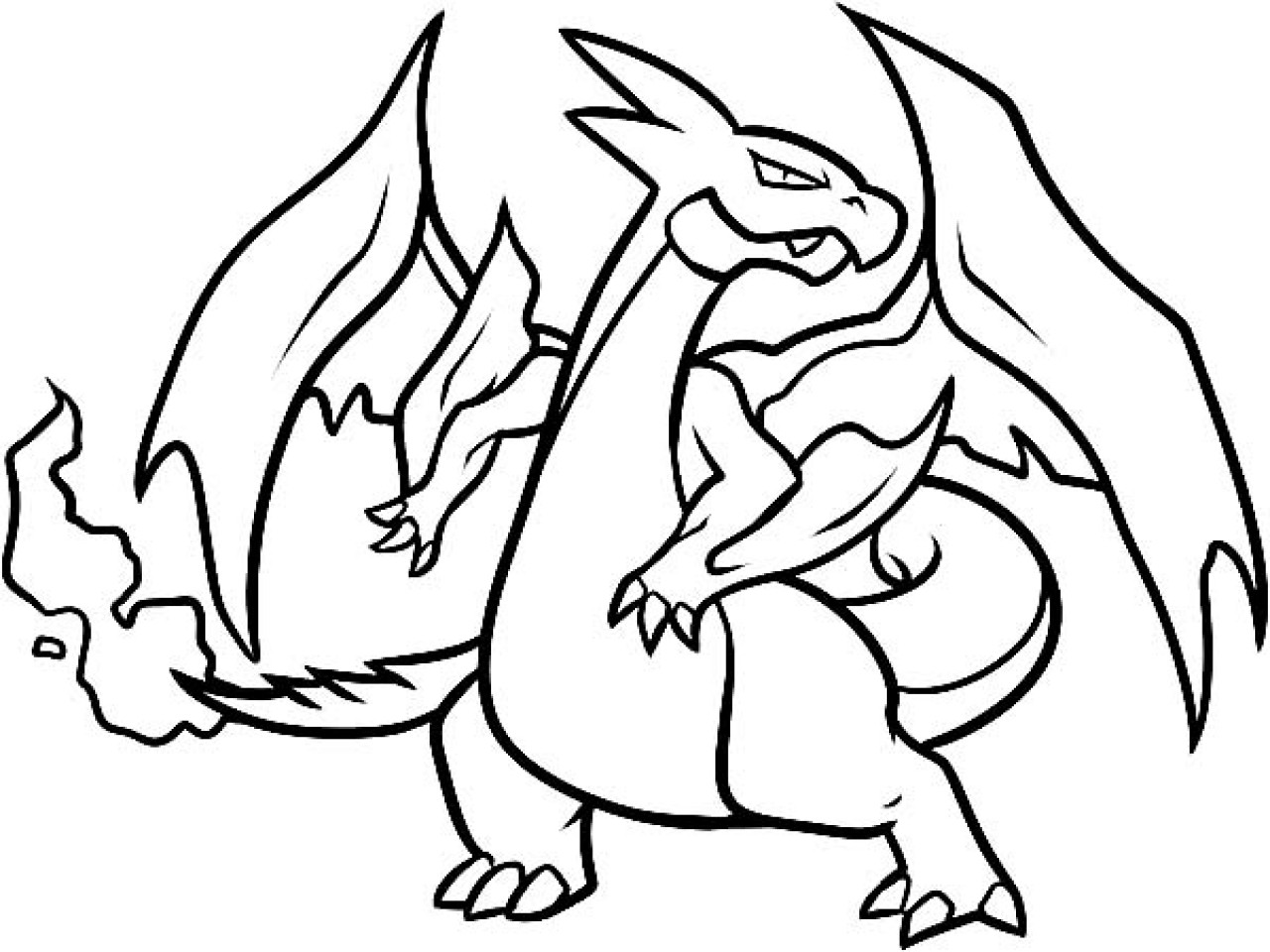 pokemon kingdra coloring pages pokemon coloring pages mega charizard at getcoloringscom kingdra pages pokemon coloring
