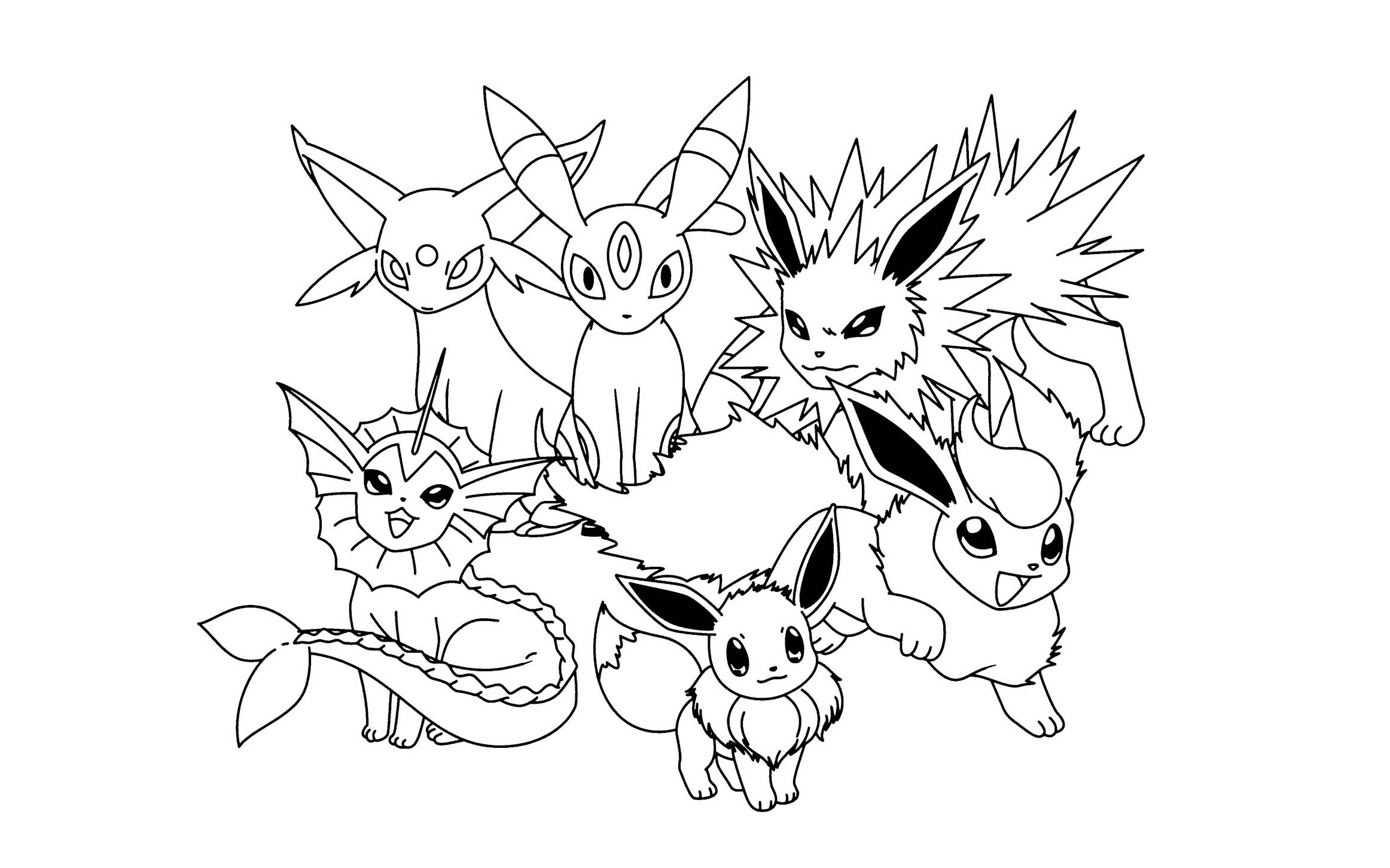 pokemon pictures to colour and print coloring page pokemon coloring pages 758 pictures print pokemon to colour and
