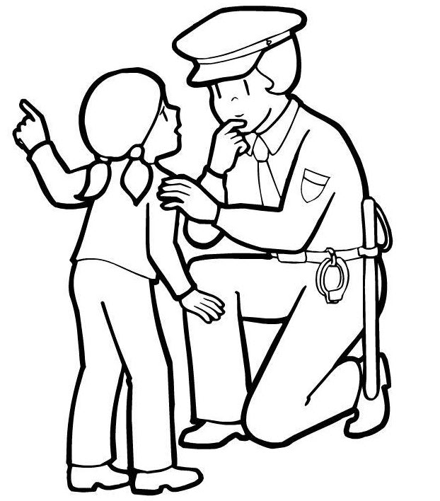 police pictures to colour police officer coloring pages to download and print for free colour police to pictures