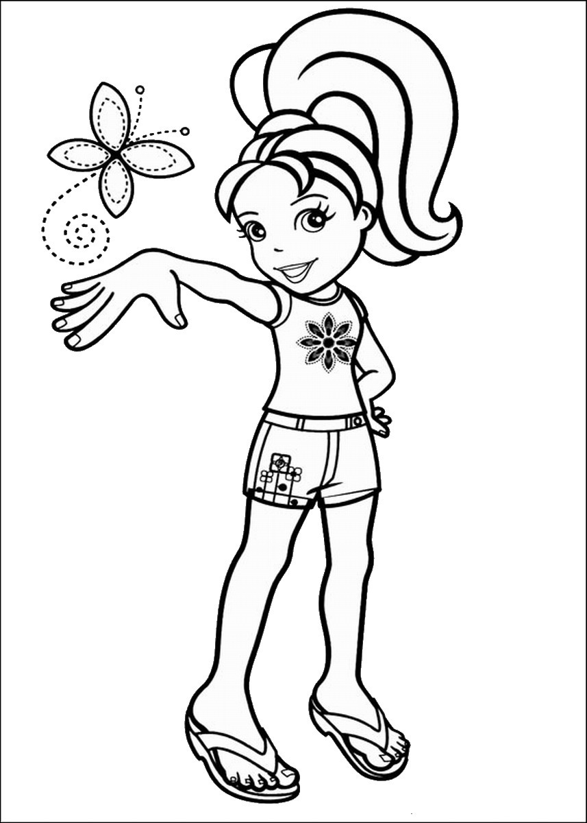 polly pocket coloring pages polly pocket coloring pages polly pocket pages coloring