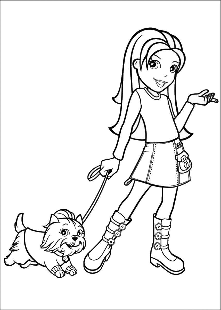 polly pocket coloring pages polly pocket coloring pages to download and print for free pages pocket coloring polly