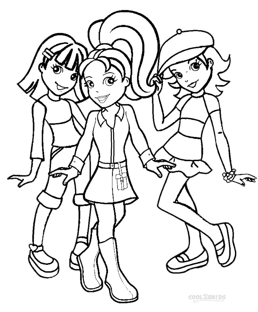 polly pocket coloring pages polly pocket coloring pages to download and print for free pages polly pocket coloring 1 1