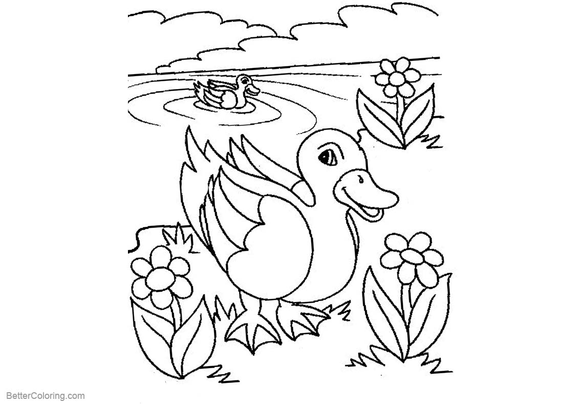pond coloring pages pond coloring pages ducks life in the pond free coloring pages pond