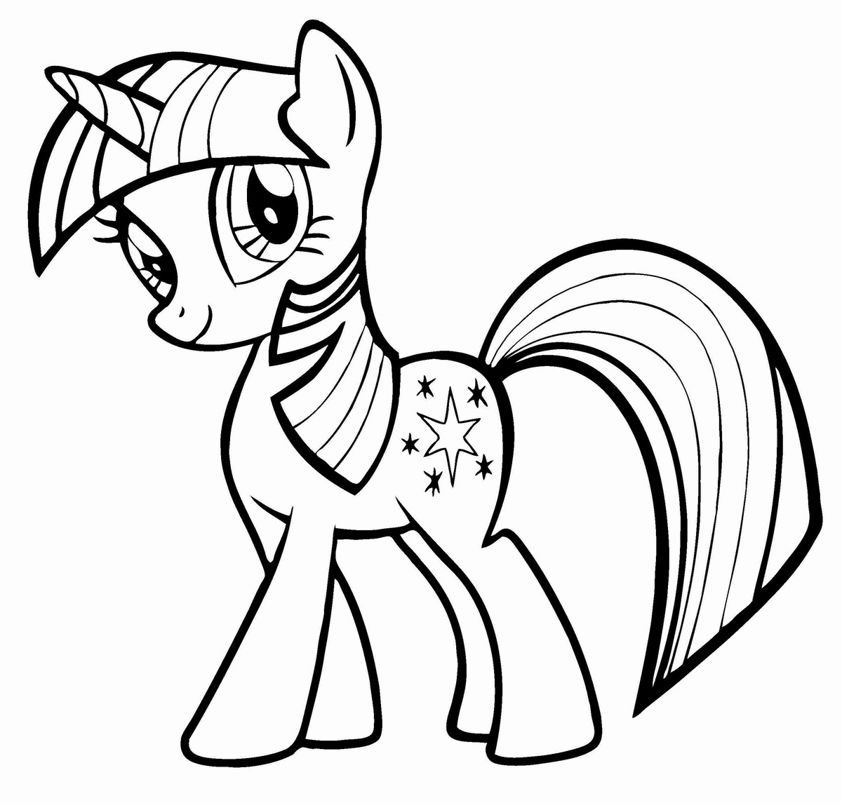 pony to color free printable my little pony coloring pages for kids color pony to