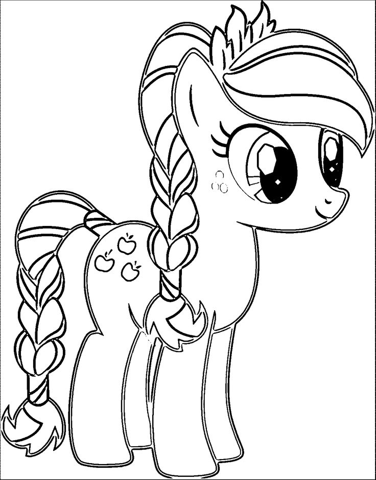 pony to color my little pony scootaloo coloring pages cartoons color to pony
