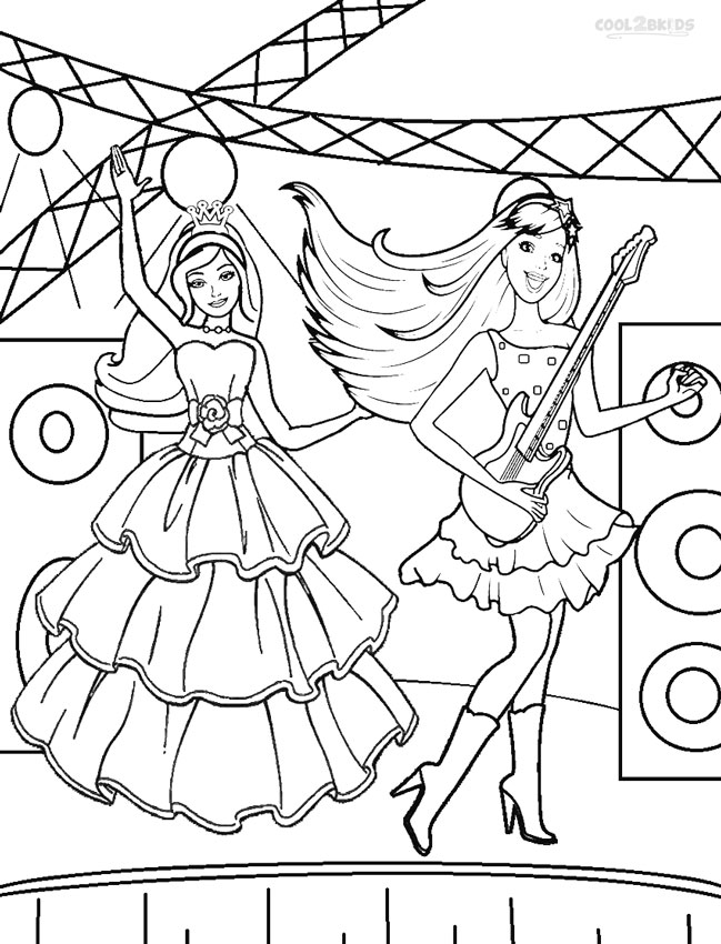 pop star colouring pages barbie popstar coloring pages coloring pages to download star colouring pages pop