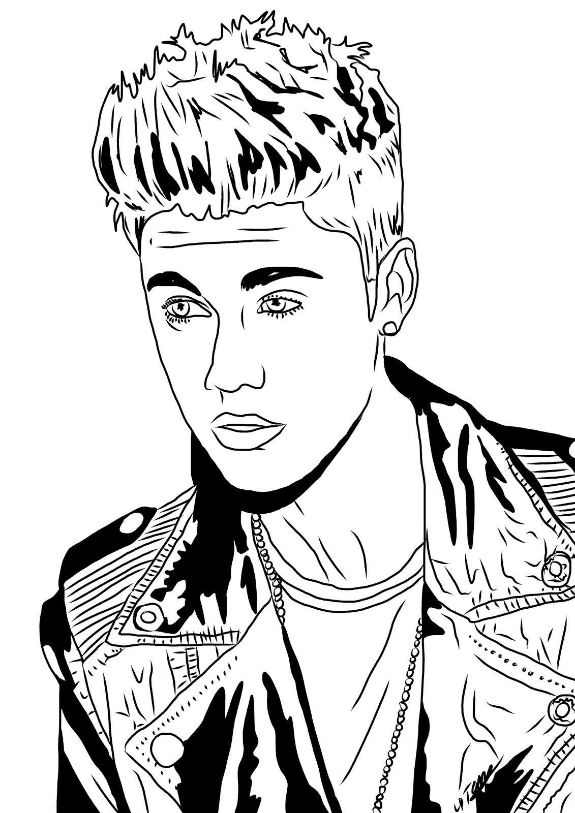 pop star colouring pages favour in fun pop star colouring sheets pages star colouring pop