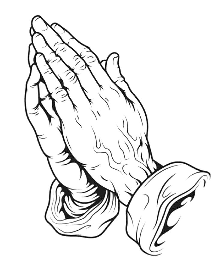 praying hands coloring page praying hands coloring pages best place to color hands praying coloring page