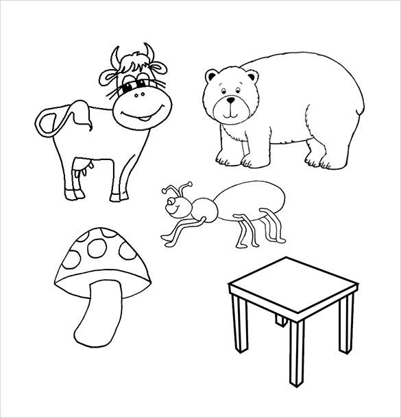 preschool coloring pages pdf coloring pages blank coloring pages for kids coloring pdf pages coloring preschool