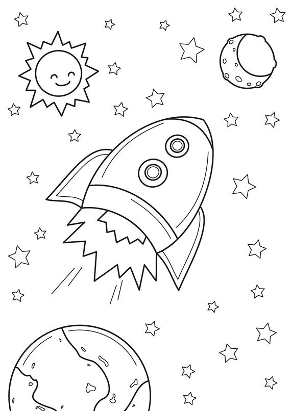 preschool rocket coloring pages 14 rocket ship coloring page to print print color craft rocket coloring preschool pages