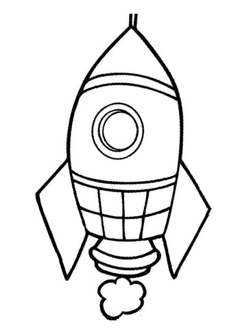 preschool rocket coloring pages cool rocket coloring pages for kids printable free preschool coloring rocket pages