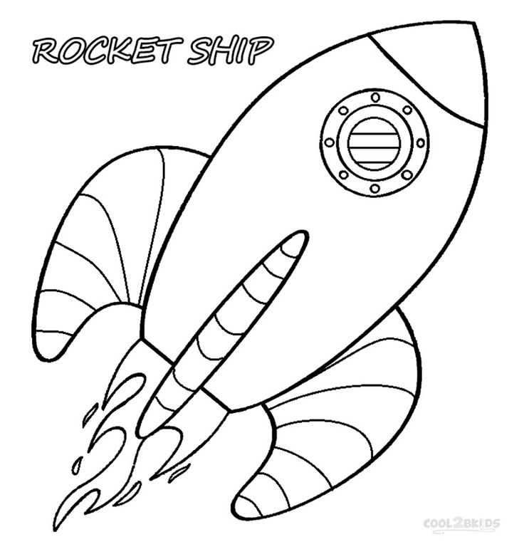 preschool rocket coloring pages space rocket coloring pages for kids space coloring preschool rocket pages coloring