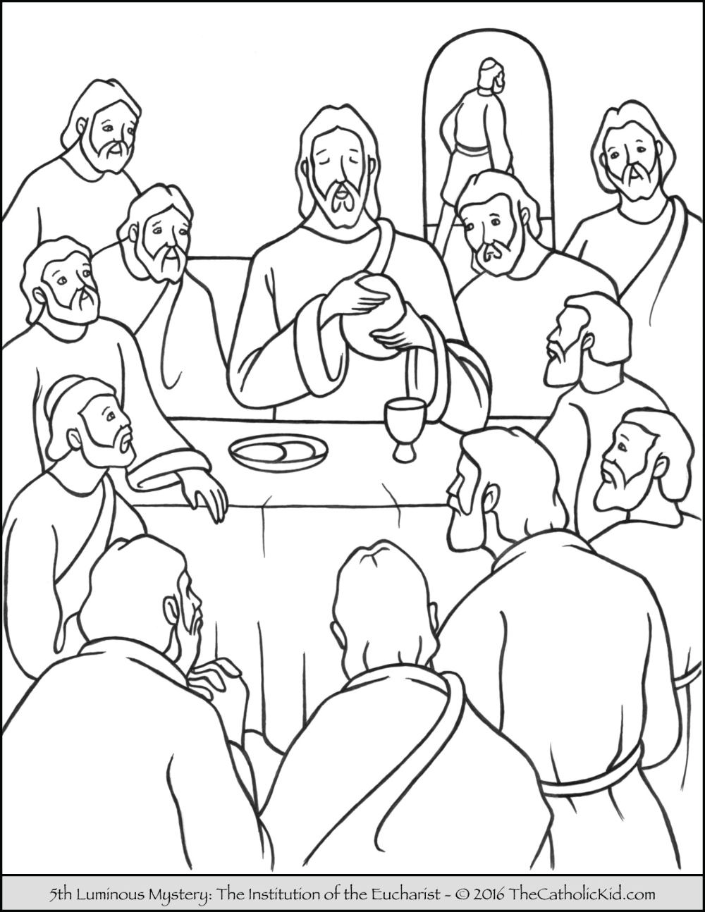 preschool rosary coloring page color your own all about the rosary posters sunday page coloring rosary preschool