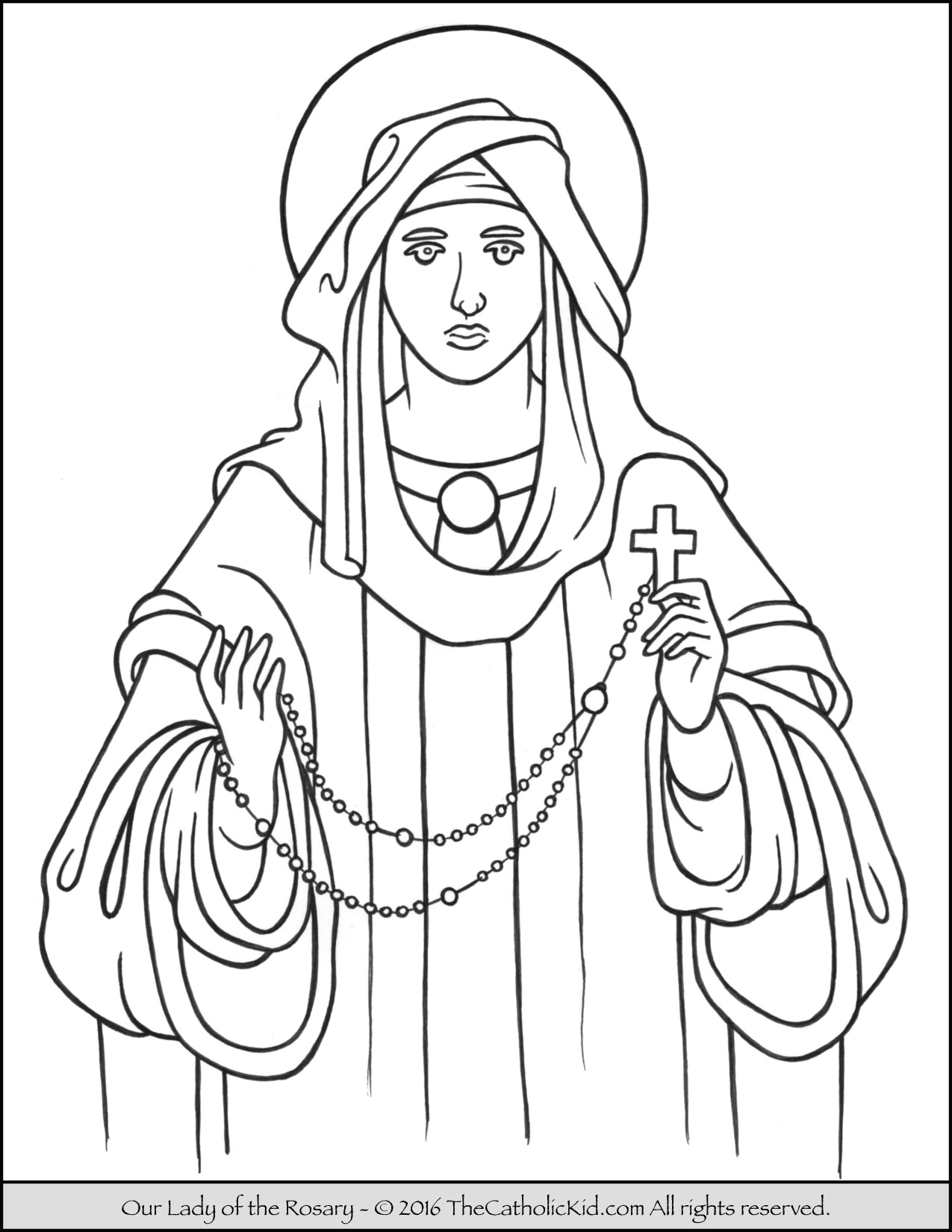 preschool rosary coloring page glorious mysteries rosary coloring pages the catholic kid coloring rosary page preschool
