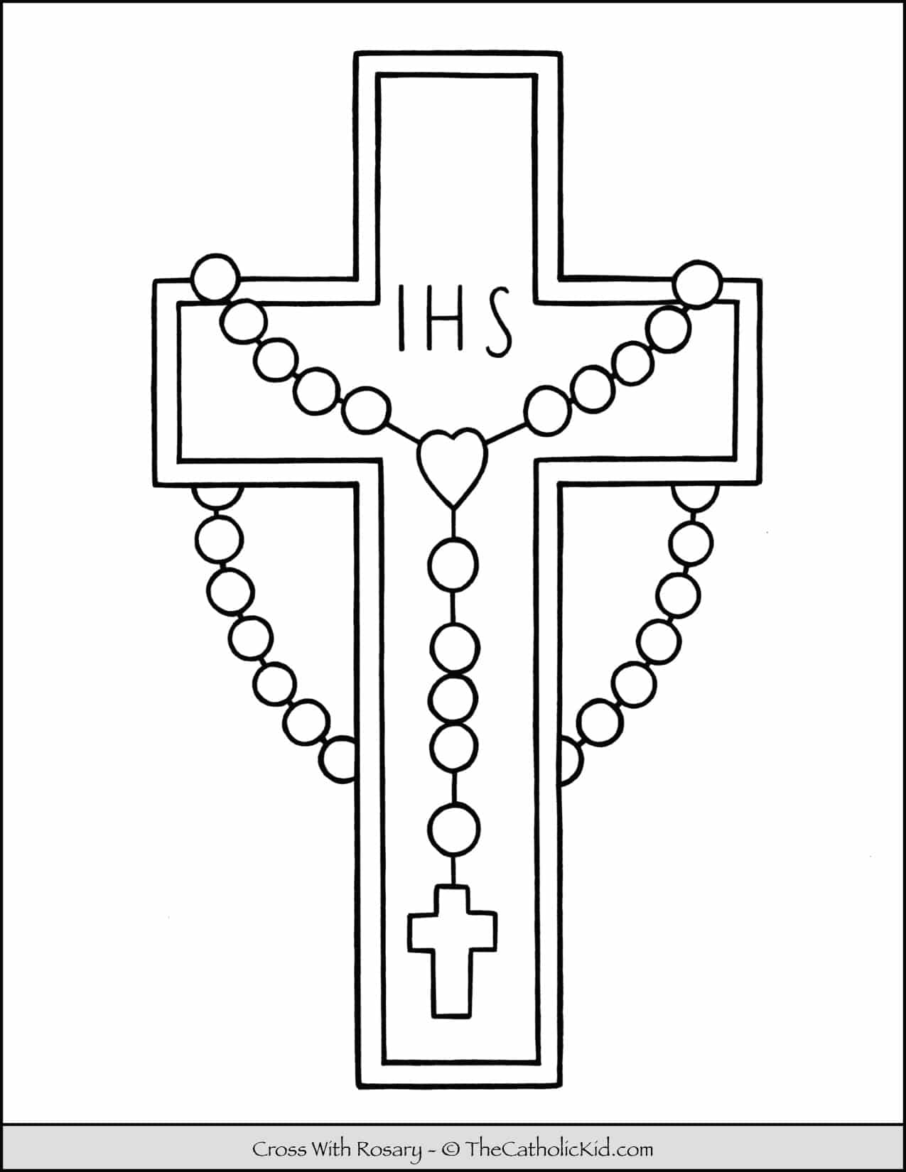 preschool rosary coloring page luminous mysteries rosary coloring pages the catholic rosary preschool coloring page