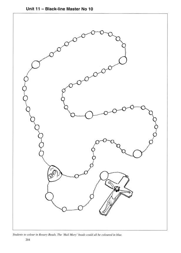 preschool rosary coloring page rosary coloring sheet coloring pages coloring preschool page rosary
