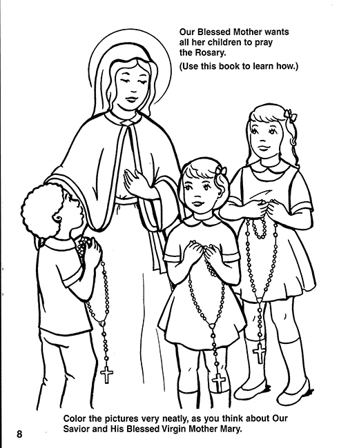 preschool rosary coloring page sorrowful mysteries coloring pages the catholic kid preschool rosary coloring page