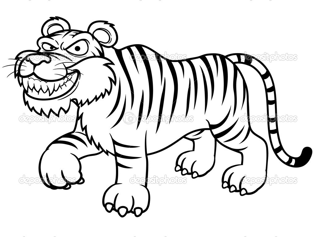 preschool tiger coloring pages tiger coloring pages for preschool preschool crafts preschool tiger pages coloring