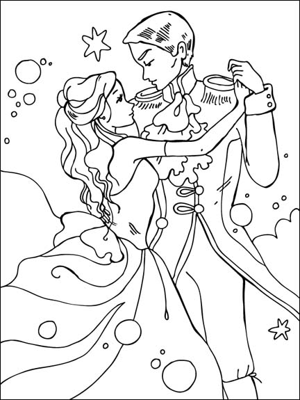 prince and princess coloring pages handsome prince coloring pages coloring home princess and coloring pages prince