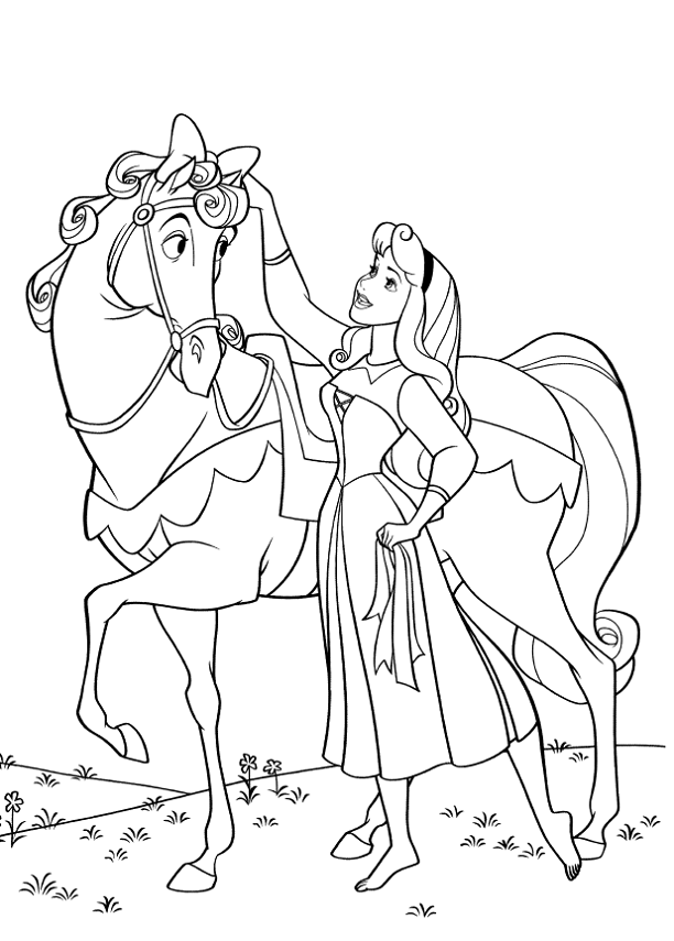 princess on horse coloring pages belle on her horse disney princess 51b9 coloring pages coloring pages horse princess on