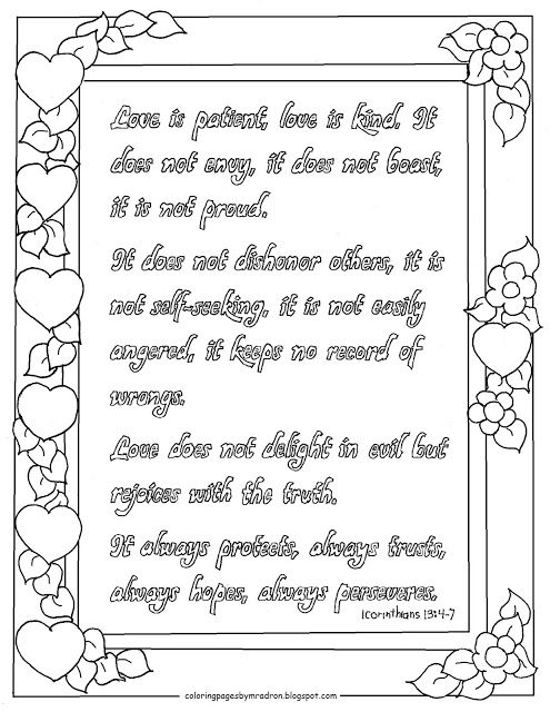 printable 1 corinthians 12 coloring pages bible coloring pages for kids free printable books of the pages 1 coloring printable 12 corinthians