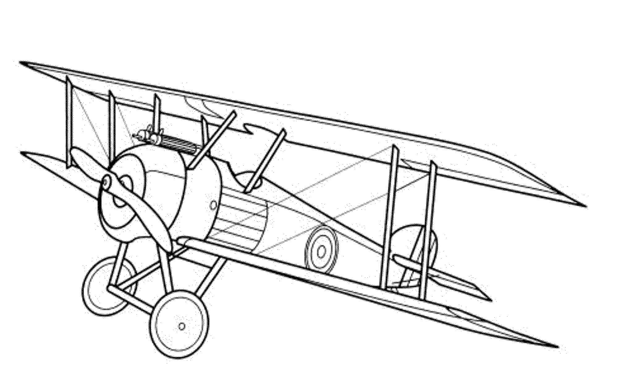 printable airplane coloring pages airplane coloring pages getcoloringpagescom coloring airplane pages printable