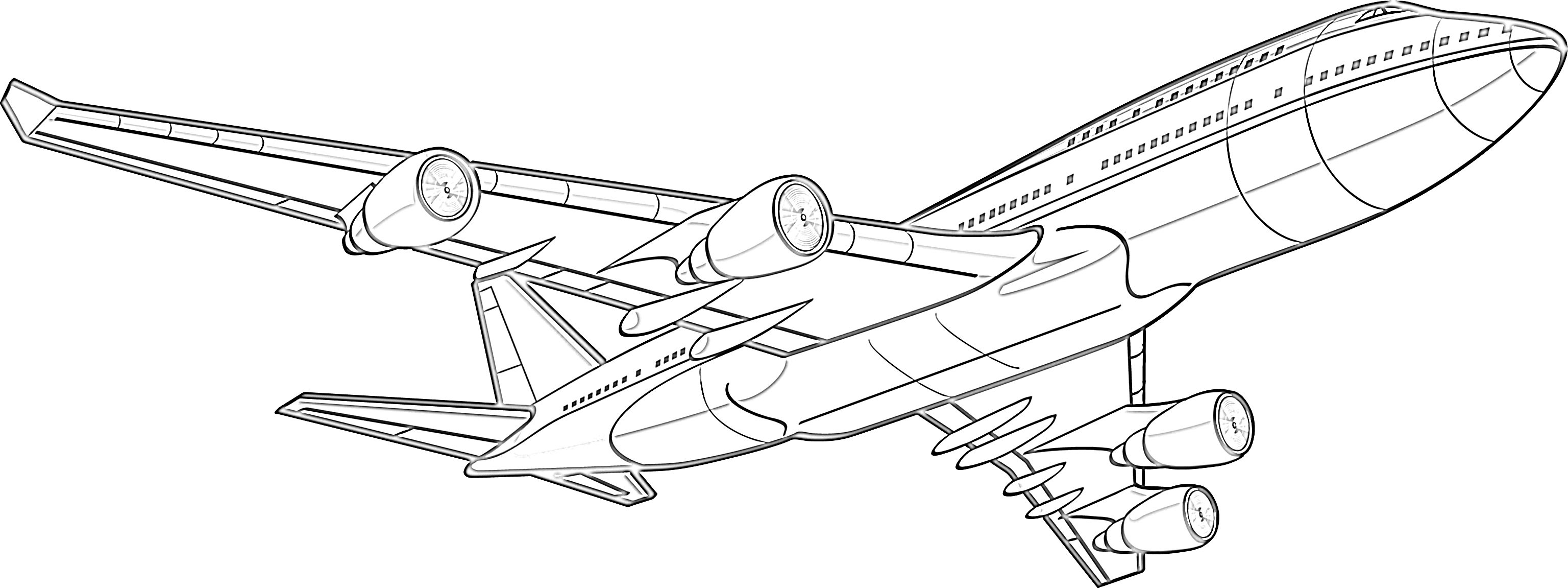 printable airplane coloring pages httpcoloringscojet coloring pages coloring jet airplane coloring pages printable