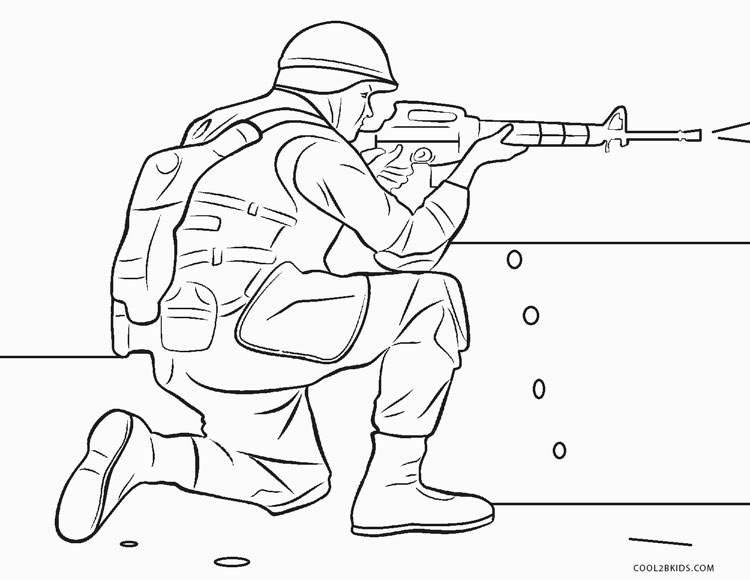 printable army coloring pages army coloring pages soldier at getdrawings free download coloring army pages printable