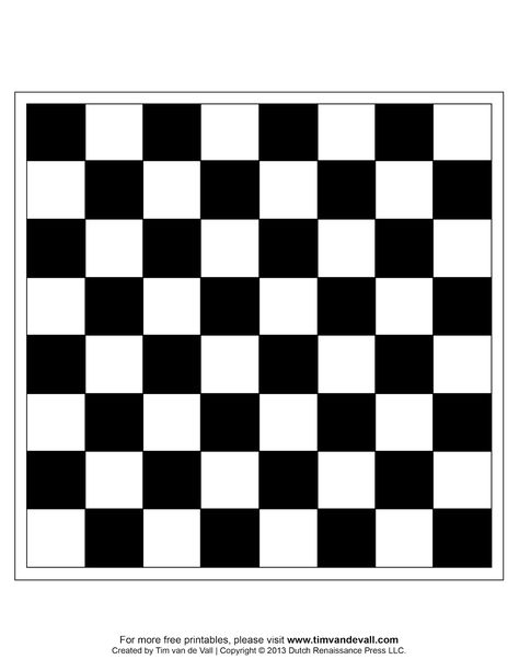 printable chess board 7 best images of printable checkerboard game free board printable chess