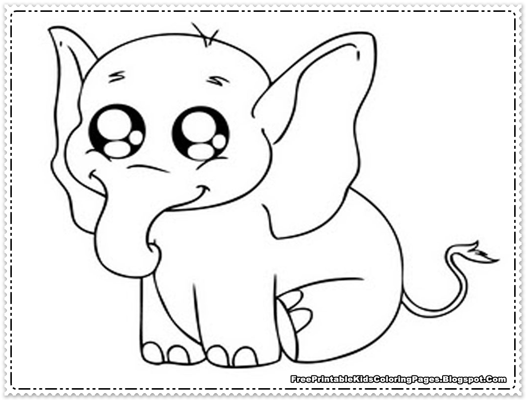 printable elephant coloring pages print download teaching kids through elephant coloring pages printable coloring elephant 1 1