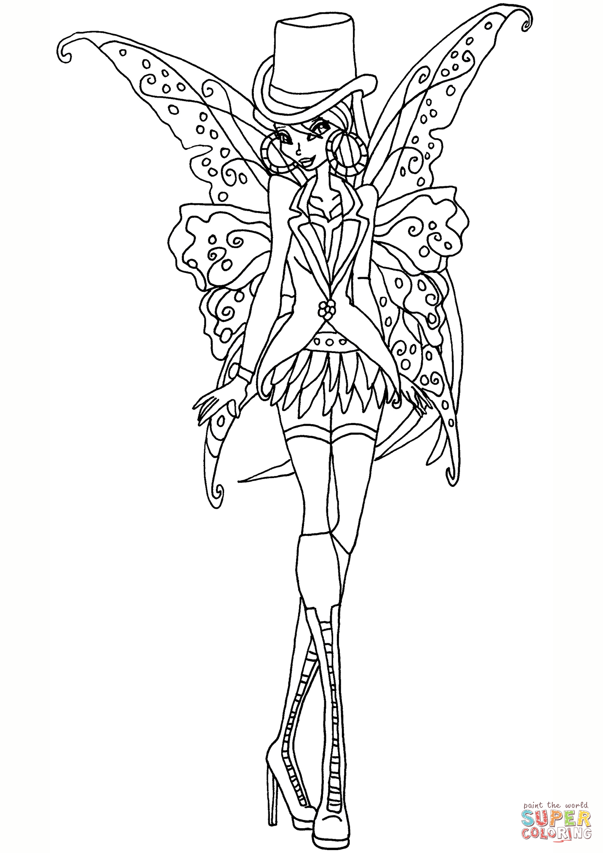 printable gothic fairy coloring pages fairy coloring pages coloring printable fairy gothic pages