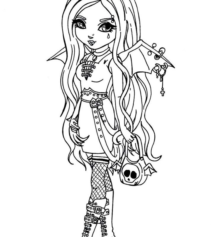 printable gothic fairy coloring pages goth fairy coloring page free printable coloring pages pages gothic printable fairy coloring