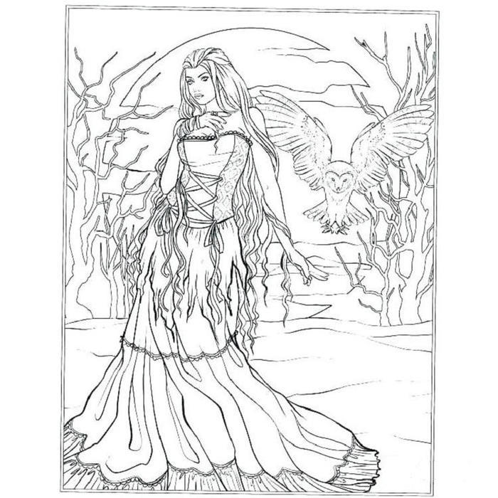 printable gothic fairy coloring pages httpcoloringscogothic coloring pages coloring pages printable gothic fairy coloring