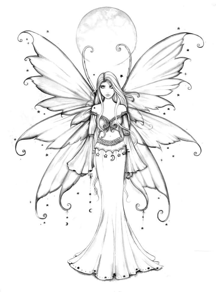 printable gothic fairy coloring pages printable gothic fairy coloring pages fairy printable pages coloring gothic