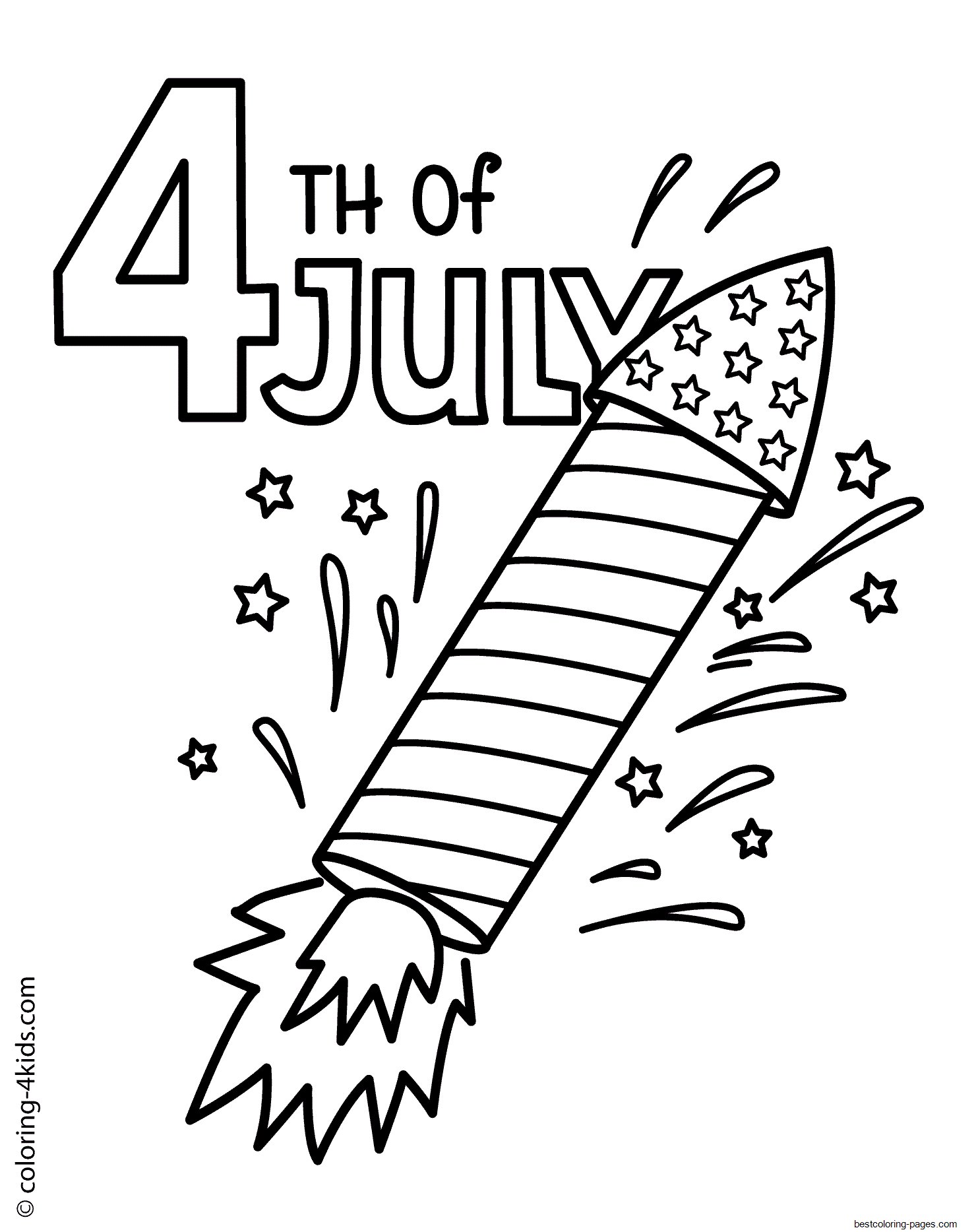 printable july coloring pages 4th of july coloring pages printable templates for kids printable pages coloring july