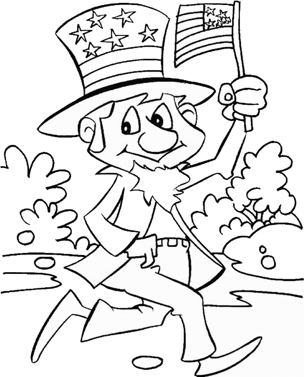 printable july coloring pages free printable fourth of july coloring pages 4 designs coloring july printable pages