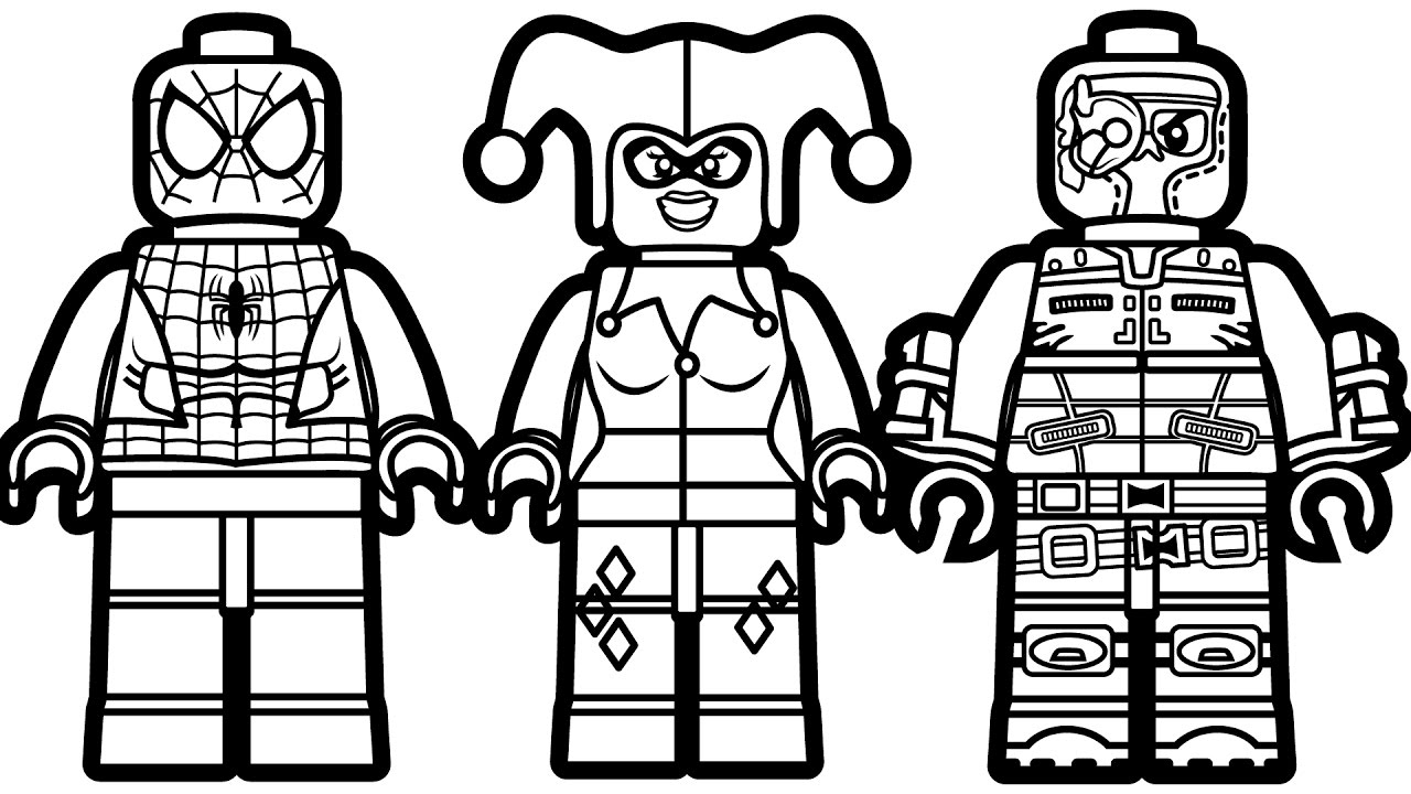 printable lego coloring pages lego coloring pages 07 printable coloring lego pages