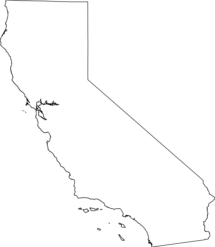 printable map of california for kids california pattern use the printable outline for crafts california for kids map printable of