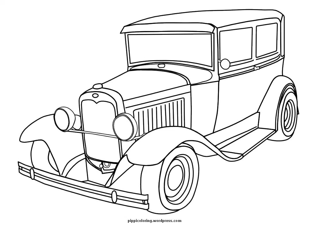 printable muscle car coloring pages muscle car coloring pages at getcoloringscom free coloring car printable pages muscle